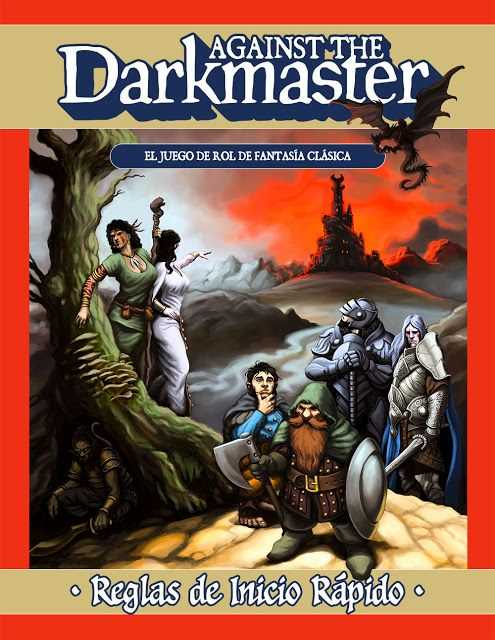 AGAINST THE DARK MASTER